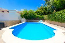 Villa in Playa de Muro - Beach Villa Carmen