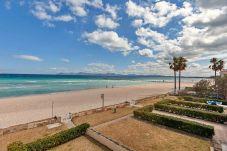 Ferienhaus in Playa de Muro - Beachfront Villa Socias Playa