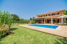 Villa in Campanet - Villa Lluna Nova