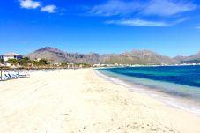 Ferienwohnung in Port de Pollença - Beach Apartment Lord Gym