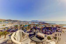Ferienwohnung in Port de Pollença - Beachfront Apartment Faroles 4