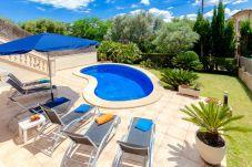 Villa in Alcudia - Beach Villa Arran de Mar