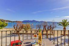 Ferienwohnung in Port de Pollença - Beachfront Apartment Vora Mar