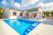Villa en Cala Sant Vicenç - Beach Villa Mir Sohn