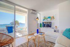 Apartamento en Pollensa / Pollença - Beachfront Apartment Sivella