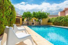 Villa en Ca´n Picafort - Beach Villa Miguel