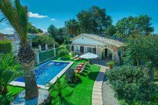Villa en Alcúdia - Villa Jardin Nadal