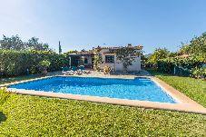 Villa en Port de Pollença - Villa Vinya Maria