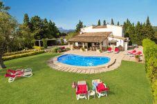 Villa en Pollensa / Pollença - Villa Miguel