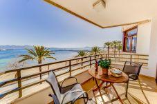 Appartement à Port de Pollença - Beachfront Apartment Simar