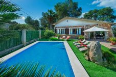 Villa à Alcudia - Villa Jardin Nadal