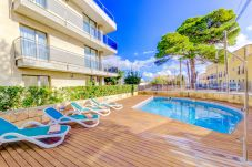 Apartament w Port de Pollença - Beach Apartment Cirerer