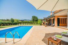 Willa w Campanet - Villa Lluna Nova