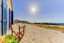 Apartament w Colònia de Sant Jordi - Beachfront Apartment Migjorn Playa