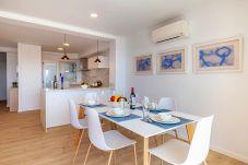 Apartament w Port de Pollença - Beachfront Apartment Faroles 1