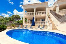 Willa w Alcudia - Beach Villa Arran de Mar