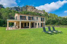 Country house w Pollensa /  Pollença - Villa Vall den March