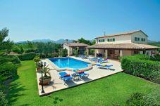 Country house w Pollensa /  Pollença - Villa Solivellas