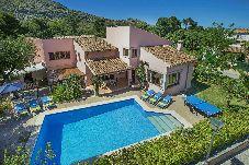 Willa w Cala Sant Vicenç - Villa Jaima
