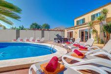 Willa w Alcudia - Villa Toro Playa