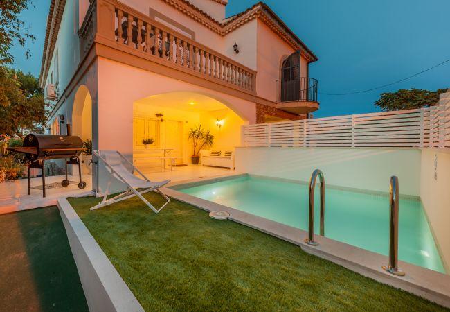 Villa in Ca´n Picafort - Beach Villa Sol