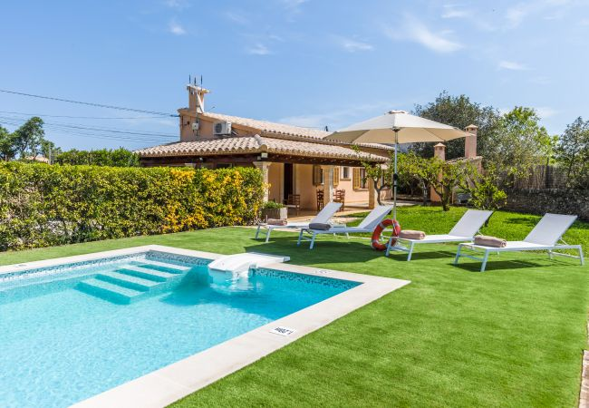 Villa in Alcúdia - Villa Es Povet