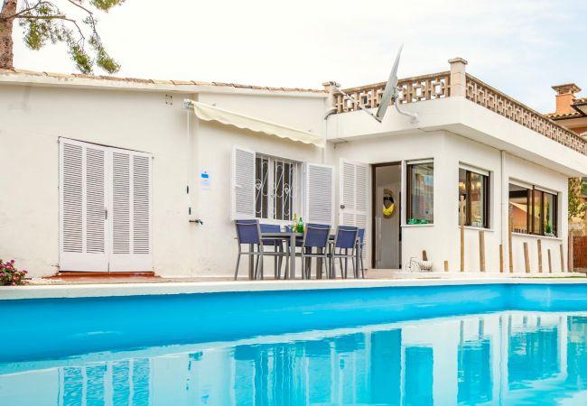 Villa in Alcudia - Beach Villa Lago