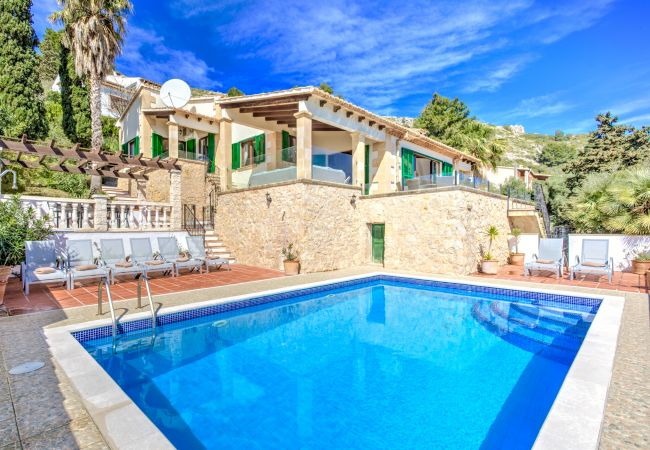 Villa in Port de Pollença - Villa James