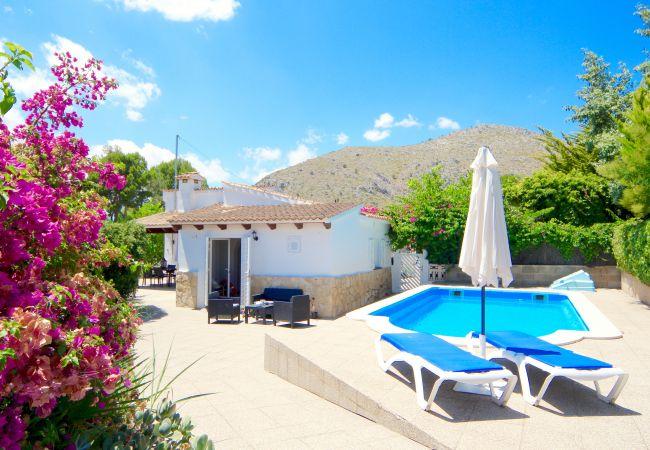 Villa in Playas de Muro - Beach Villa Carmen