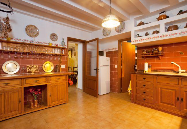 Villa in Pollensa / Pollença - Villa Can Ler