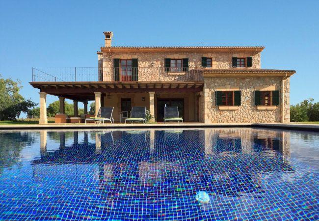 Villa in Sa Pobla - Villa Mestre de Baix