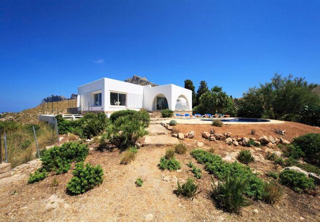 Villa in Cala Sant Vicenç - Villa Carbon Blanco