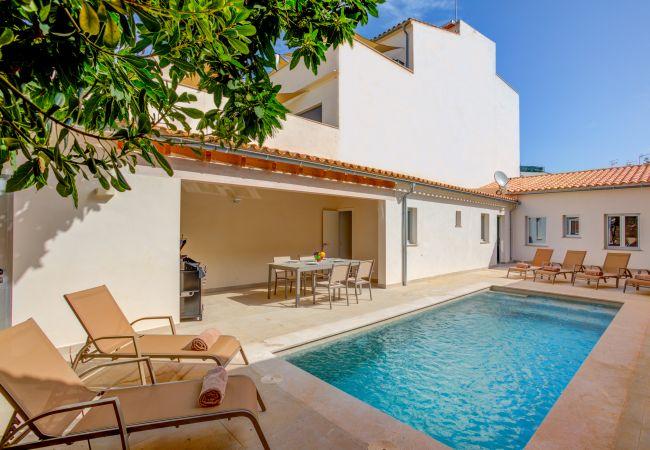 Apartment in Port de Pollença - Beach Villa Tia Joanaina