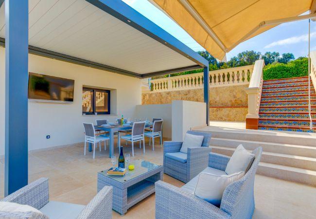 Villa in Muro - Villa Son Morro