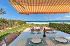 House in Playa de Muro - Beachfront Villa Socias Playa
