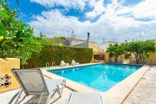 Villa in Ca´n Picafort - Beach Villa Miguel