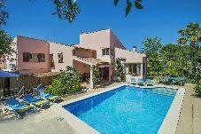 Villa in Cala Sant Vicenç - Villa Jaima